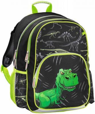 Рюкзак HAMA Dino 14 л черный зеленый 00139087