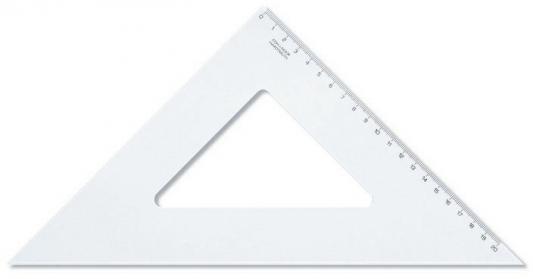 Треугольник Koh-i-Noor 745598 22.6 см пластик от 123.ru