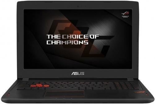 Ноутбук ASUS GL502VM-FY303 15.6 1920x1080 Intel Core i5-7300HQ 90NB0DR1-M05250 ноутбук asus k751sj ty020d 90nb07s1 m00320
