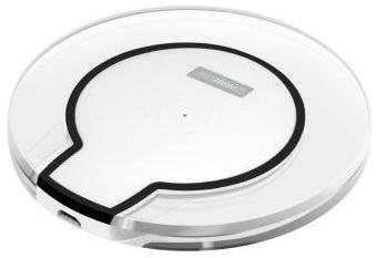 Беспроводное зарядное устройство Prime Line WRL QI 1A белый