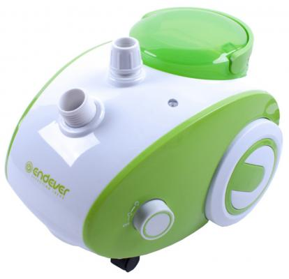 Отпариватель ENDEVER Odyssey Q-3 1800Вт белый зелёный от 123.ru