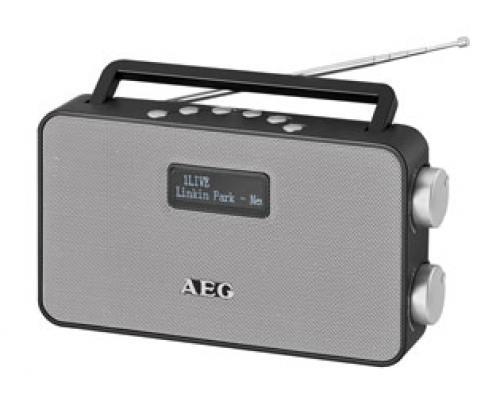 Радиоприемник AEG DAB 4153 черный DAB+