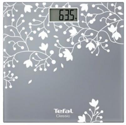 Весы напольные Tefal PP1140V0 серебристый tefal pp 1003 v0