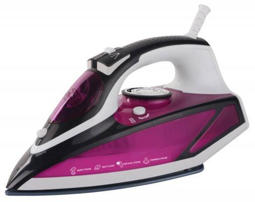 Утюг StarWind SIR7927 2400Вт фиолетовый чёрный
