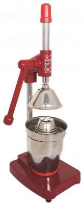 Соковыжималка Sinbo STO 6535 металл красный