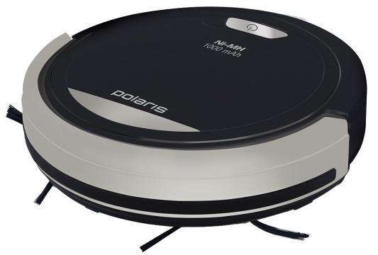 Робот-пылесос Polaris PVCR 0510 сухая уборка чёрный
