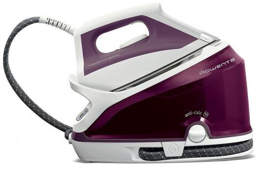 Утюг Rowenta DG7506F0 2200Вт белый фиолетовый утюг braun ts365a 2200вт фиолетовый [0127394028]