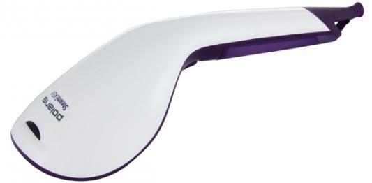 Отпариватель Polaris PGS 1004C 1000Вт белый фиолетовый