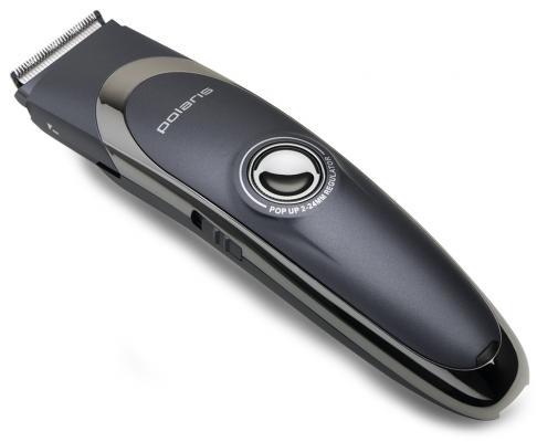 Машинка для стрижки волос Polaris PHC 0602RC чёрный