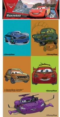 Наклейки 3D ACTION! CARS 12*20,5см CR-AD06002