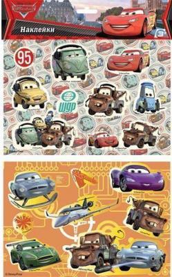 Наклейки объемные ACTION! CARS 21*14,5см CR-AD06001