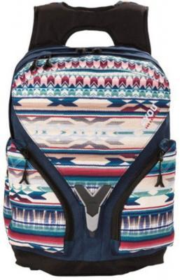 Рюкзак с анатомической спинкой 4YOU Этно 30 л синий