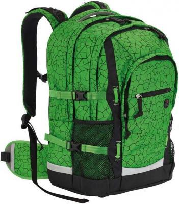 Рюкзак ортопедический 4YOU Jumpac Зеленая абстракция 30 л зеленый 115501-887 цена