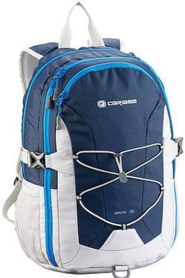 Рюкзак светоотражающие материалы CARIBEE Apache 30 л синий белый рюкзак caribee trek цвет черный 32 л
