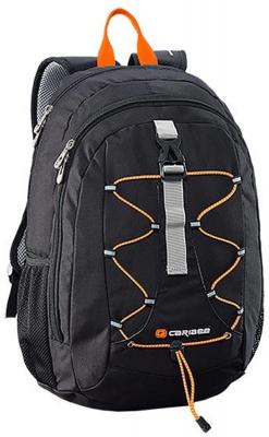 Рюкзак с анатомической спинкой CARIBEE Impala 30 л черный цена