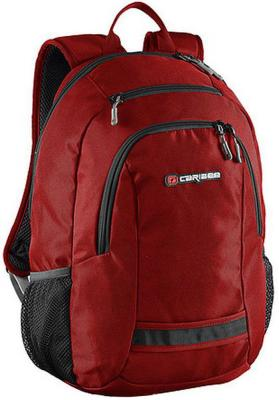 Рюкзак ортопедический CARIBEE Nile 30 л красный рюкзак caribee comet черный 32 л