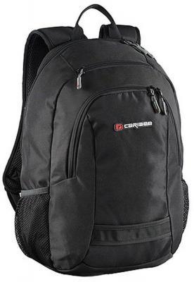 Рюкзак ортопедический CARIBEE Nile 30 л черный рюкзак спортивный adidas цвет черный cf9007
