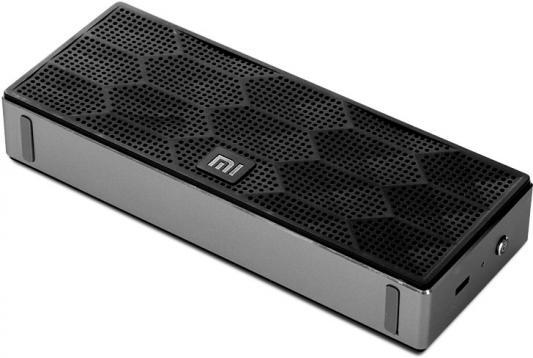 Портативная акустика Xiaomi Mi Square Box bluetooth черный