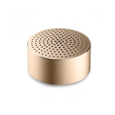 Портативная акустика Xiaomi Mi Bluetooth Portable Speaker bluetooth золотистый