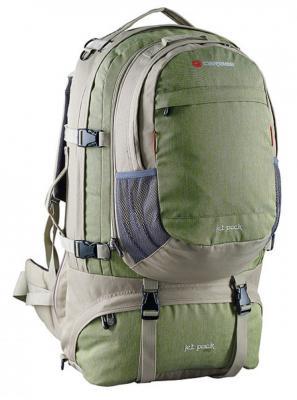 Рюкзак для путешествий CARIBEE JET PACK 65 65 л оливковый рюкзак caribee trek цвет черный 32 л