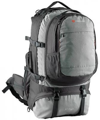 Рюкзак для путешествий CARIBEE JET PACK 65 65 л угольно-серый от 123.ru