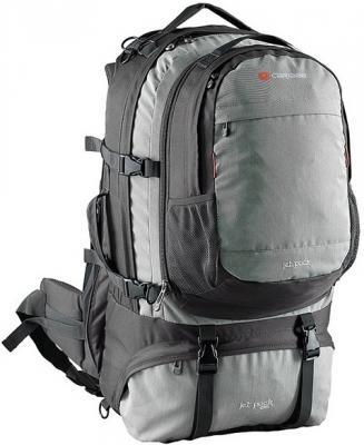 Рюкзак для путешествий CARIBEE Jet Pack 75 75 л серый черный