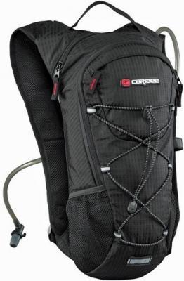 Рюкзак для путешествий светоотражающие материалы CARIBEE Skycrane 2 2 л черный от 123.ru