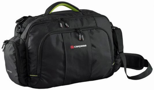 Сумка CARIBEE Fast Track Cabin Bag 32 л черный рюкзаки caribee рюкзак на колесах caribee fast track 85