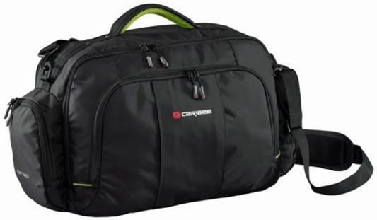 Сумка CARIBEE Fast Track Cabin Bag 32 л черный