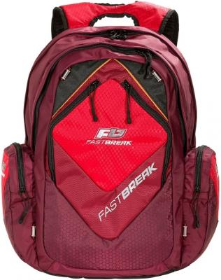 Рюкзак FASTBREAK Urban Pack Underbar 25 л красный 127600-252