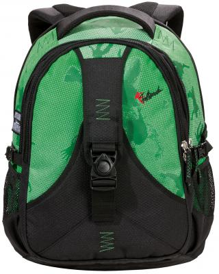 Городской рюкзак FASTBREAK Наследие 28 л зеленый 124101-114
