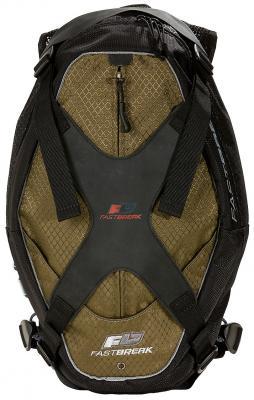 Рюкзак FASTBREAK 127000-256 10 л оливковый