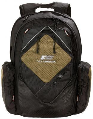 Городской рюкзак с отделением для ноутбука FASTBREAK 127600-256 25 л оливковый