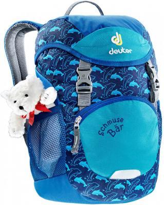 Школьный рюкзак Deuter Schmusebar 8 л синий рюкзак deuter giga 28l 2017 blueline check