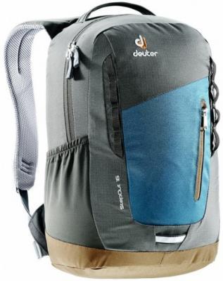 Школьный рюкзак Deuter STEPOUT 16 16 л синий АРКТИЧЕСКИЙ рюкзак детский deuter deuter рюкзак stepout 12 без наполнения бордово оранжевый