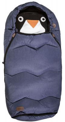 Муфта для ног Voksi Urban (melange blue) муфта для ног voksi breeze light blue sand 3263002 э0000016327
