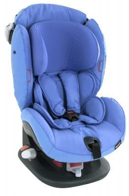 Автокресло BeSafe iZi-Comfort X3 (sapphire blue)