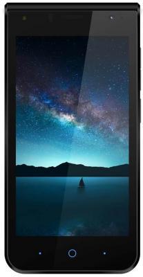 Смартфон ZTE Blade A210 серый 4.5 8 Гб LTE Wi-Fi GPS 3G смартфон zte blade a510 синий 5 8 гб lte wi fi gps 3g