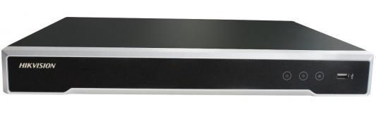 Видеорегистратор сетевой Hikvision DS-7608NI-K2/8P 3840x2160 2хHDD USB2.0 USB3.0 RJ-45 HDMI VGA до 8 каналов