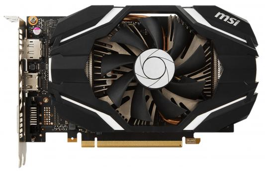 Видеокарта 3072Mb MSI GeForce GTX 1060 PCI-E 192bit GDDR5 DVI HDMI DP GTX 1060 3G OCV1 Retail