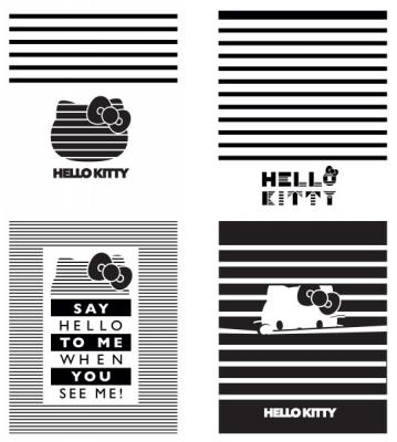 "все цены на Тетрадь общая Action! ""HELLO KITTY"" 48 листов клетка скрепка HKO-AN-4801/5-2"