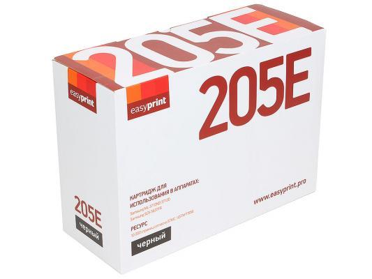 Картридж EasyPrint LS-205E MLT-D205E для Samsung ML-3710ND/3710D/SCX-5637FR черный 10000стр картридж cactus mlt d205e cs d205e