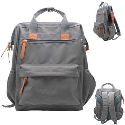 Купить Рюкзак-сумка ортопедический Action! AB11111 серый, полиэстер, Ранцы, рюкзаки и сумки