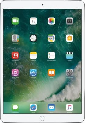 "Планшет Apple iPad Pro 10.5"" 64Gb серебристый Wi-Fi Bluetooth LTE 3G iOS MQF02RU/A"