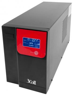 ИБП 3Cott 3C-2000-MCSE 2000VA/1200W