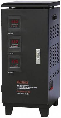 Стабилизатор напряжения Ресанта ACH-6000/3-ЭМ