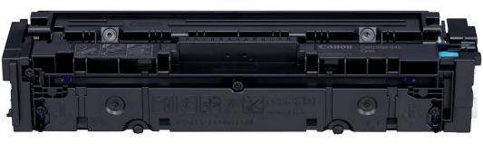Картридж Canon 045C H для i-SENSYS MF631/633/635 LBP611 голубой 2200стр 1245C002 картридж canon 045y h для i sensys mf631 633 635 lbp611 613 желтый 2 200 страниц