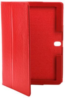 Чехол IT BAGGAGE для планшета Lenovo Tab 3 10 Business X70F/X70L искусственная кожа красный ITLN3A102-3 чехол для планшета it baggage поворотный для lenovo tab 3 10 business x70f x70l