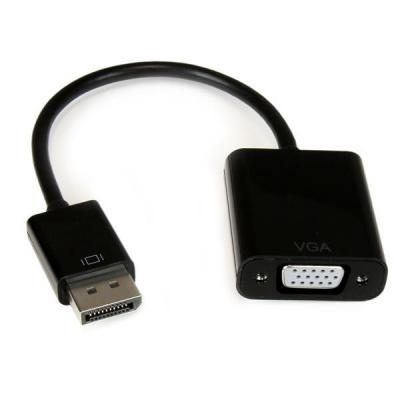 Переходник DisplayPort - VGA черный Orient C308 30308