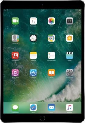 """Портативный планшетный компьютер Apple IPAD PRO WI-FI 10.5""""Retina Multi-Touch display 256GB Space Grey цвет: «серый космос» 3 Gen Y2017 -RUS"""